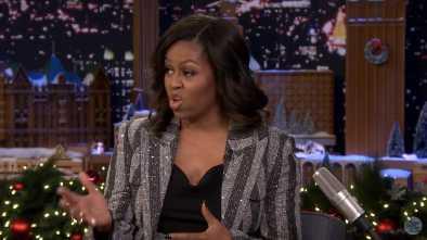 Michelle Obama: I Left Trump's Inauguration Thinking 'Bye, Felicia'