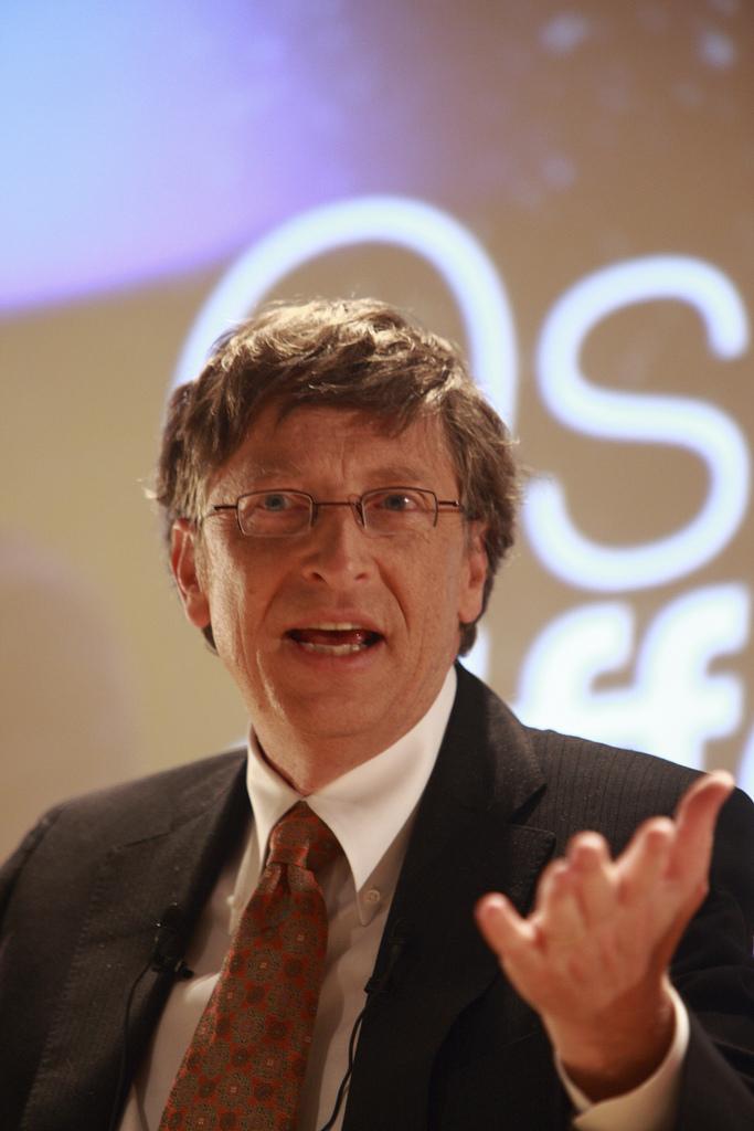 Bill Gates photo