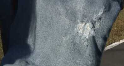 Middle School Student Sent Home for 'Emerging Hole' in Jeans