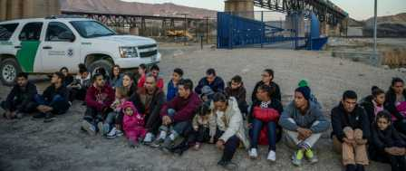 Migrant Apprehensions Soar at Border to Over 100,000 in March