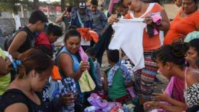 Migrant Caravan Scraps Plan to Travel to US Border
