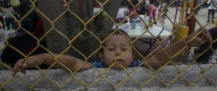 Military Asked to House 5,000 Child Migrants