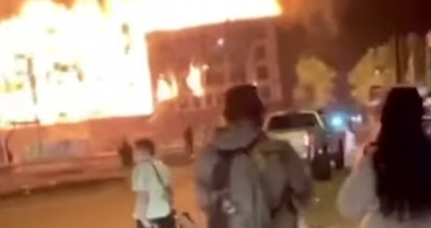 Minneapolis Manufacturer Vows to Leave City After 'Protestors' Torched His Business
