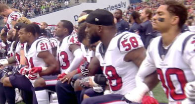 More NFLers Take a Knee to Protest Team Owner's Comments