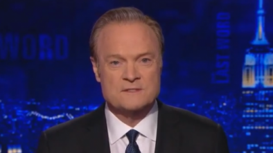 MSNBC leftist Lawrence O'Donnell retracts fake news report linking Trump to Russia