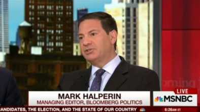 MSNBC Political Analyst Out After Sex Harassment Allegations