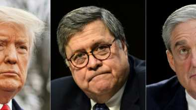 Mueller Whined About Media's Coverage of Barr's Letter About His Report