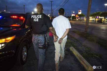 Multiple Illegal Entries, Attacks on Police, Get Alien Only a Year in Prison