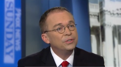 Mulvaney Getting Second-Guessed on His Defense of Trump