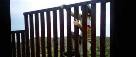 MURDOCK: Fence-Climbing Illegals Cut Line Ahead of Legal Immigrants