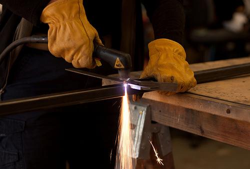 steel fabrication photo