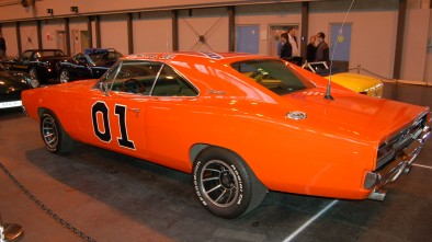 MUSEUM: 'Dukes of Hazzard' Car w/ Confederate Flag to STAY