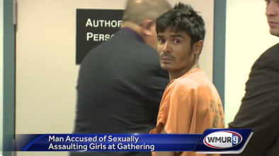 Muslim 'Refugee' Charged with Sexual Assault of 7-year-old Girl