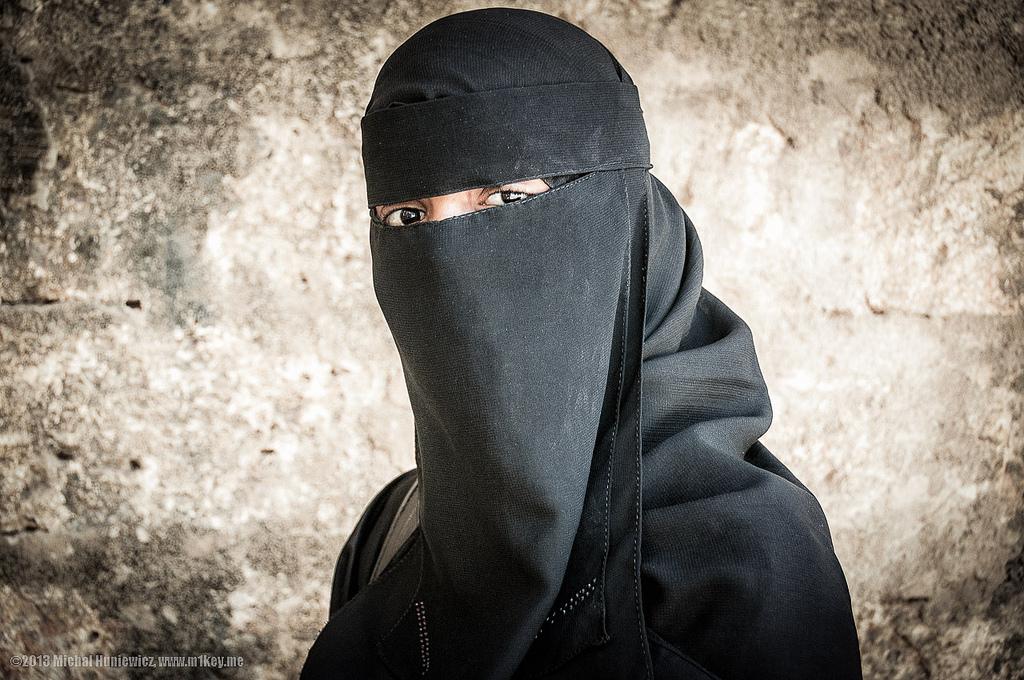 full hijab photo