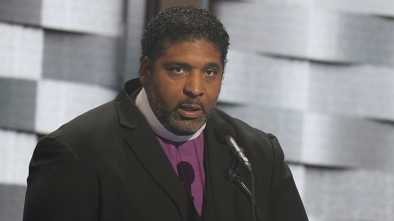 NAACP Leader: Praying for Trump 'Borders on Heresy' 1