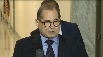 NADLER: Barr Came 'Awfully Close to Bribery' During Removal of NY Attorney