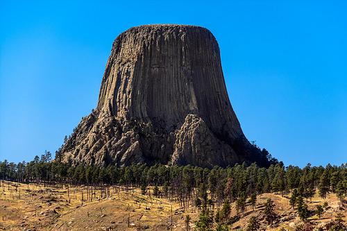 Devils Tower photo