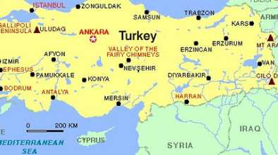 NATO Member Turkey Threatens Europe with '15,000 Refugees per Month' 1