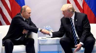 NATO, Russia, Friends, Enemies: Trump Misdirects