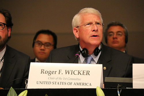 Roger Wicker photo