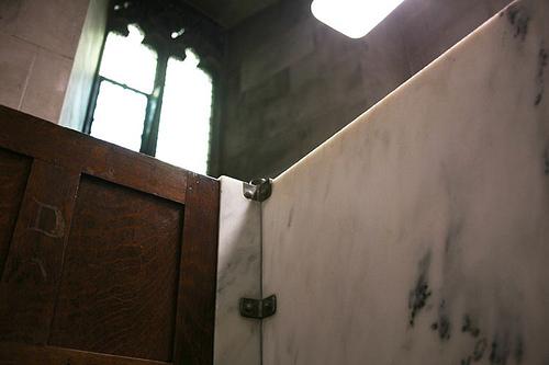 restroom stall photo