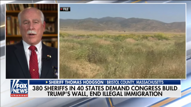 Nearly 400 Sheriffs Demand Congress Criminalize Sanctuary Cities