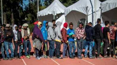 New Caravan Arrives in Northern Mexico; DHS Warns It Not to Cross Border