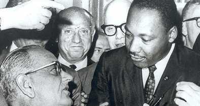 New JFK File Details FBI Martin Luther King Sex Stories