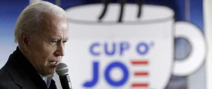 New Rift Emerges between Bernie and Biden over 2020 Nomination