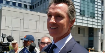 Newsom Claims Trump Lacks 'Moral Authority,' Encourages 'Culture of Gun Violence' in Profane Rant