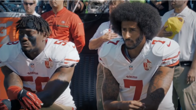 NFL Players Coalition Uses $90 Million Anti-Kneeling Settlement to Fund Left-Wing Politically Activity