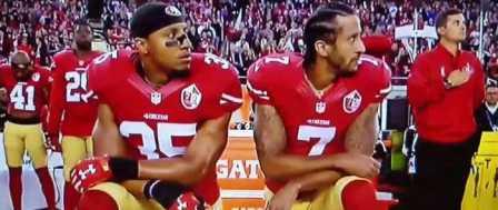 NFL Won't Sign Anthem Protester; Says He'll Kneel No More
