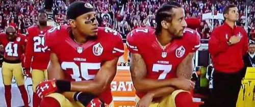 NFL Won't Sign Anthem Protester; Says He'll Kneel No More