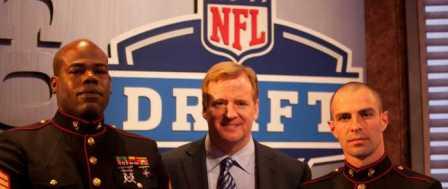 NFL's Goodell: Trump's 'Divisive Comments' Show 'Lack of Respect' 3