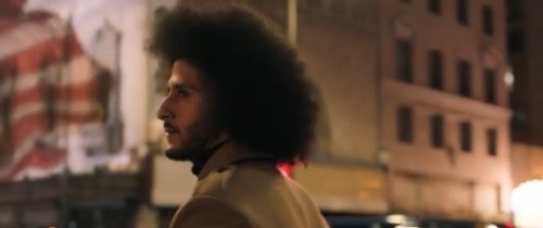 Nike Doubles Down on Dividing Country w/ Kaepernick TV Ad