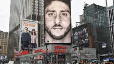 Nike Stocks Reach All-Time High After Kaepernick Ad Campaign