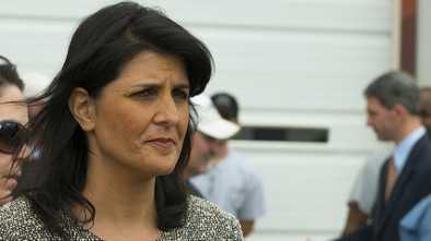 Nikki Haley: Trump Believes Syrian Regime Change 'Is Going to Happen'