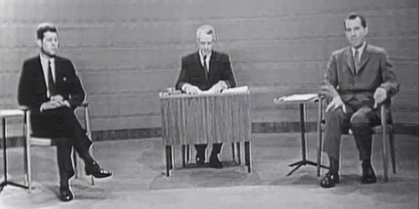 Kennedy-Nixon Debates in 1960