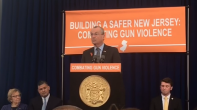 NJ Dem Governor Pitches 2,400% Tax Increase on Firearms
