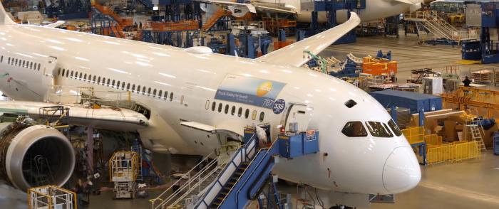 NLRB Rejects Union Scheme  to Organize Boeing's South Carolina Plant
