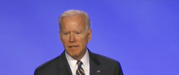 No Apology From Biden as He Jokes About Unwanted Touching