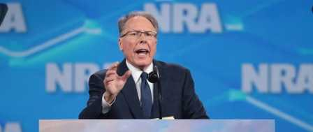 NRA President Oliver North Forced out Amid Allegations against CEO LaPierre