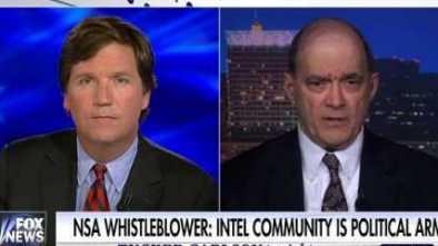 NSA Whistleblower: NSA Spied On Congress, Supreme Court & Trump 1