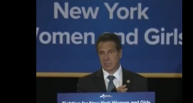 NY Gov. Cuomo Says America Was Never That Great""