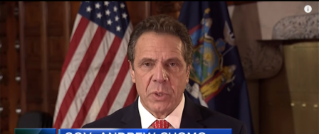 NY Gov Cuomo to Sue Fed Govt over Zero Tolerance Immigration Policy