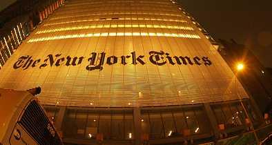 NY Times Columnist Solicits IRS Employees to Leak Trump's Taxes 1