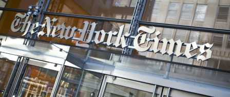 NYTimes to Cease Political Cartoons After Its Anti-Semitism is Exposed