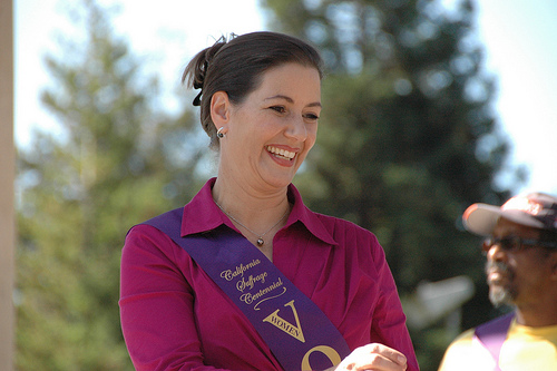 Libby Schaaf photo