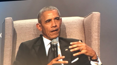 Obama Compares USA under Trump to Nazi Germany