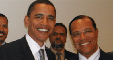 Obama-Farrakhan Photo Released After 13-Year Media Cover-Up